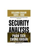 Phân Tích Chứng Khoán - Benjamin Graham, David L. Dodd