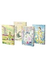 Boxset Phố Chiều Lặng Gió Mênh Mang Anh Đào Và 3 Tập Một Góc Nhân Gian - Fumiyo Kono