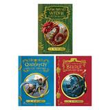 Harry Potter Ngoại Truyện (Boxset 3 Cuốn) - J.K.Rowling